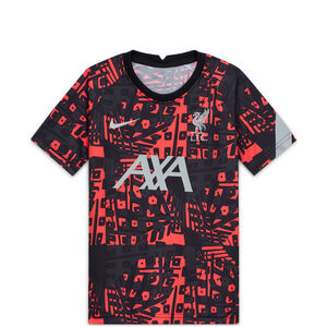 FC Liverpool Dry CL Trainingsshirt Kinder, schwarz / grau, zoom bei OUTFITTER Online