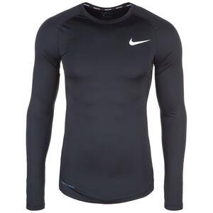 Pro Tight Trainingsshirt Herren, schwarz, zoom bei OUTFITTER Online