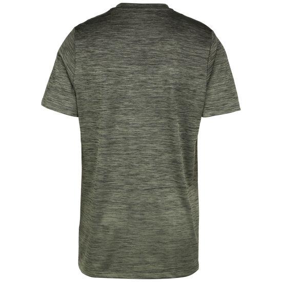 Tech Gradient Trainingsshirt Herren, dunkelgrau / graugrün, zoom bei OUTFITTER Online