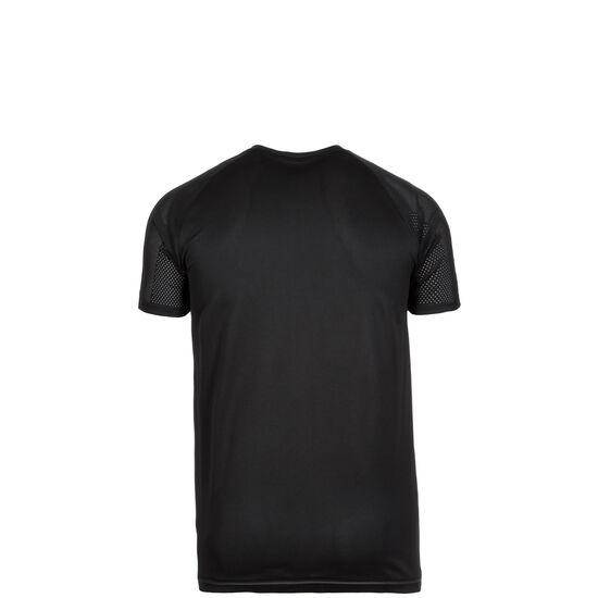Tiro 17 Trainingsshirt Kinder, schwarz / weiß, zoom bei OUTFITTER Online
