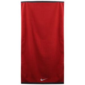 Fundamental Handtuch, rot / weiß, zoom bei OUTFITTER Online