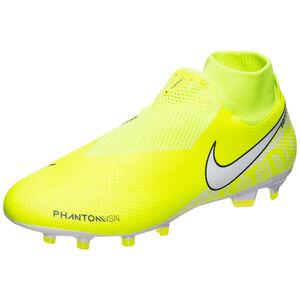 Phantom Vision Pro DF FG Fußballschuh Herren, neongelb / weiß, zoom bei OUTFITTER Online