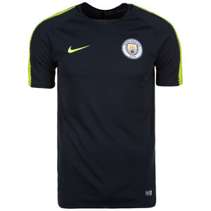 Manchester City Breathe Squad Trainingsshirt Herren, Blau, zoom bei OUTFITTER Online