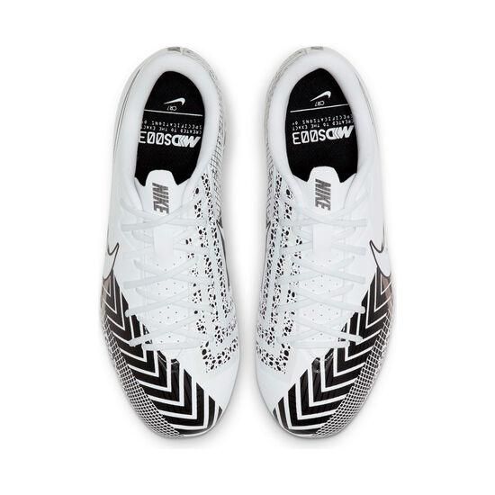 Mercurial Vapor 13 Academy MDS MG Fußballschuh Kinder, weiß / schwarz, zoom bei OUTFITTER Online