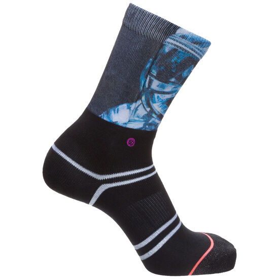 Thoughts of Others Socken Damen, schwarz / blau, zoom bei OUTFITTER Online