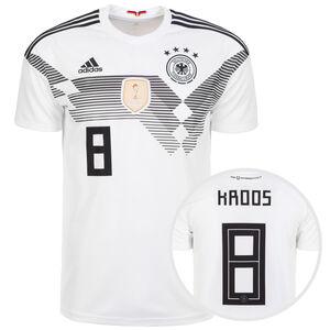 DFB Trikot Home Kroos WM 2018 Herren, Weiß, zoom bei OUTFITTER Online