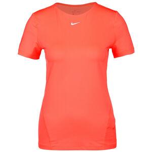 Pro All Over Mesh Trainingsshirt Damen, orange / weiß, zoom bei OUTFITTER Online