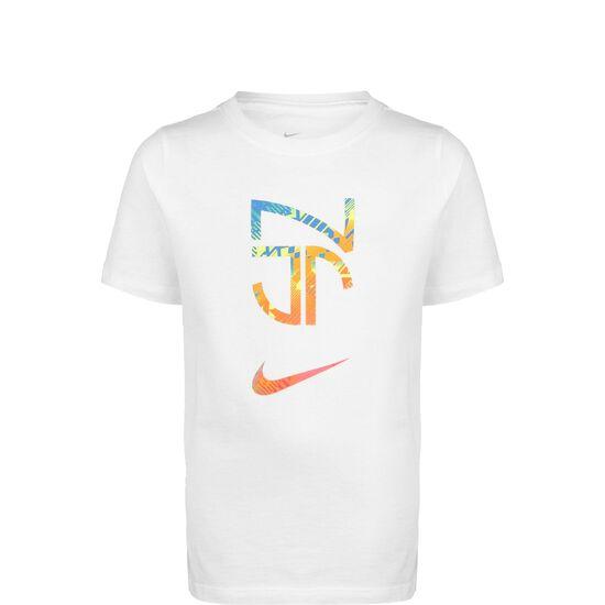 Neymar Jr. T-Shirt Kinder, weiß / bunt, zoom bei OUTFITTER Online