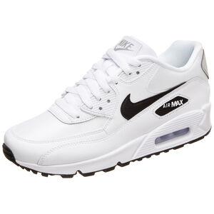 Air Max 90 Sneaker Damen, weiß / schwarz, zoom bei OUTFITTER Online