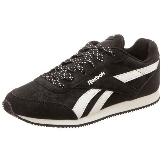 Royal Classic Jog Sneaker Kinder, schwarz, zoom bei OUTFITTER Online