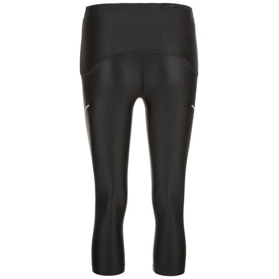 Speed Capri Lauftight Damen, schwarz, zoom bei OUTFITTER Online