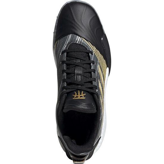 T-Mac Millennium Basketballschuhe Herren, schwarz / gold, zoom bei OUTFITTER Online