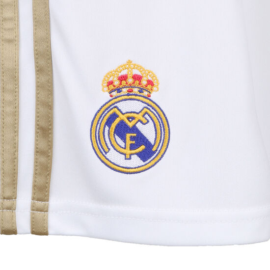 Real Madrid Short Home 2019/2020 Herren, weiß, zoom bei OUTFITTER Online