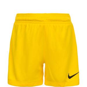 League Knit Short Kinder, gelb / schwarz, zoom bei OUTFITTER Online