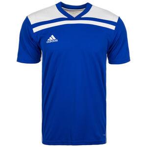 Regista 18 Fußballtrikot Herren, blau / weiß, zoom bei OUTFITTER Online