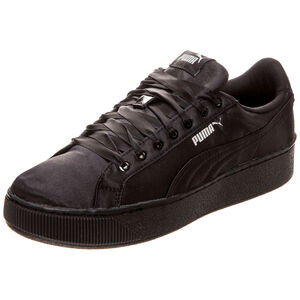 Vikky Platform En Pointe Sneaker Damen, Schwarz, zoom bei OUTFITTER Online