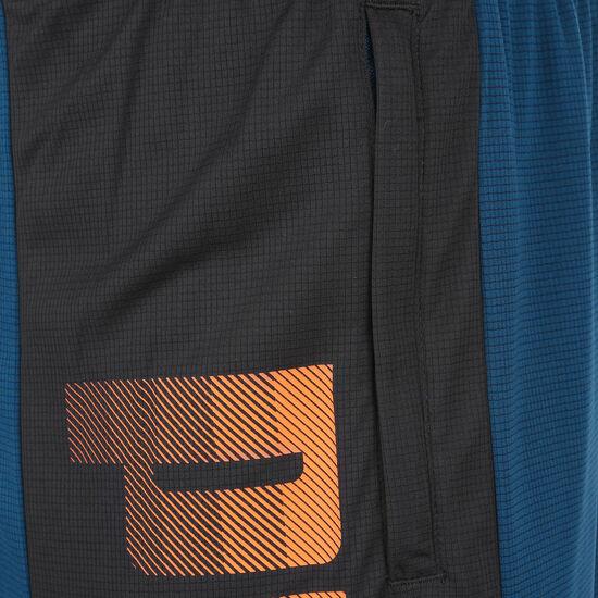 Collective Knit Trainingsshort Herren, dunkelblau / schwarz, zoom bei OUTFITTER Online