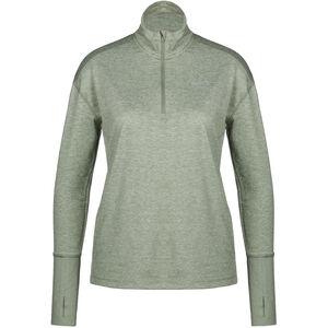 Dry Element Laufshirt Damen, graugrün, zoom bei OUTFITTER Online
