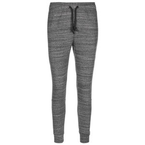 Mèlange French Terry 7/8 Jogginghose Damen, grau, zoom bei OUTFITTER Online