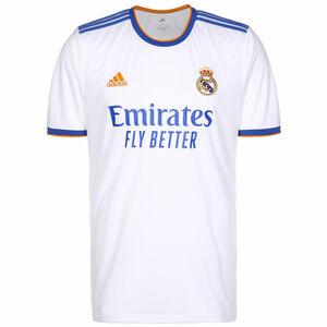 Real Madrid Trikot Home 2021/2022 Herren, weiß / blau, zoom bei OUTFITTER Online
