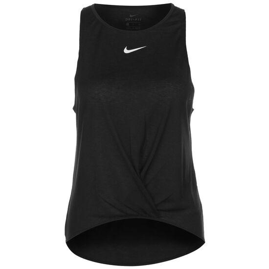 Iconclash Lauftank Damen, schwarz / weiß, zoom bei OUTFITTER Online