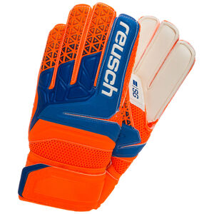 Prisma SG Finger Support Torwarthandschuh Herren, Orange, zoom bei OUTFITTER Online