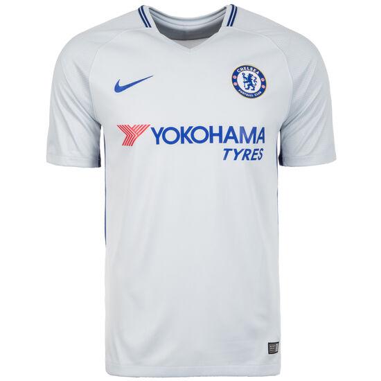 FC Chelsea Trikot Away Stadium 2017/2018 Herren, Weiß, zoom bei OUTFITTER Online