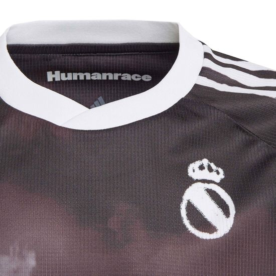 Real Madrid Human Race FC Trikot Kinder, schwarz / weiß, zoom bei OUTFITTER Online