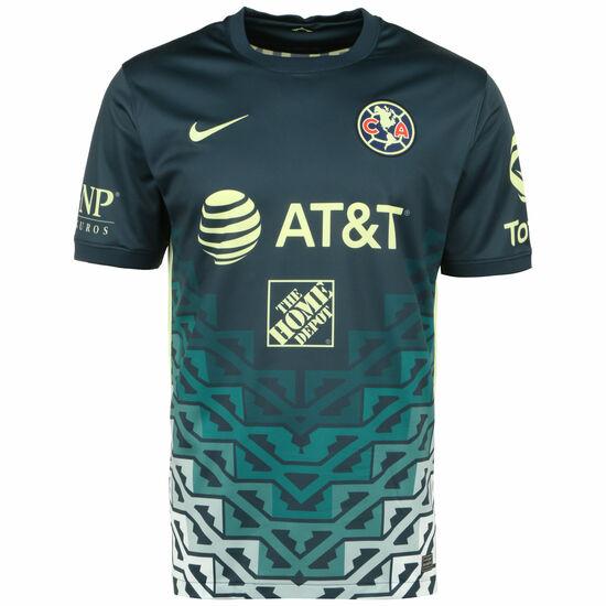 Club América Trikot Away Stadium 2021/2022 Herren, dunkelblau / beige, zoom bei OUTFITTER Online