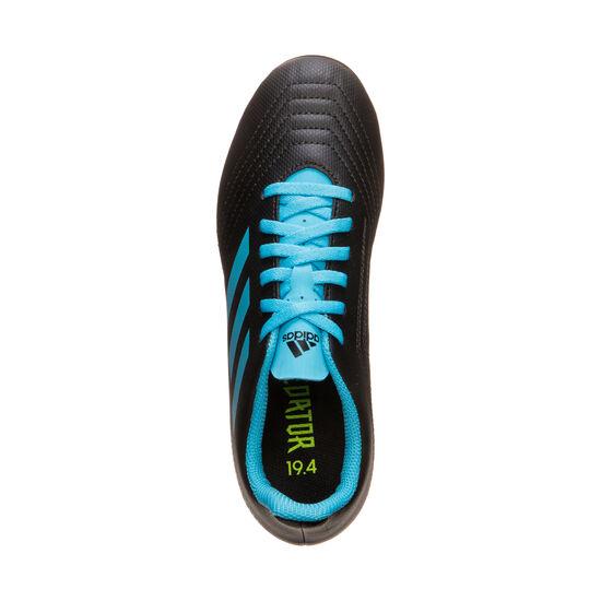 Predator 19.4 FxG Fußballschuh Kinder, schwarz / blau, zoom bei OUTFITTER Online