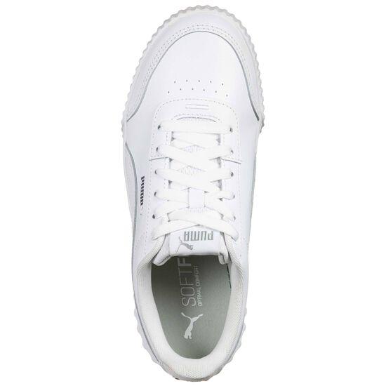 Carina Lift Sneaker Damen, weiß / beige, zoom bei OUTFITTER Online