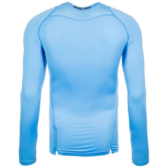 Pro Longlseeve Trainingsshirt Herren, hellblau, zoom bei OUTFITTER Online