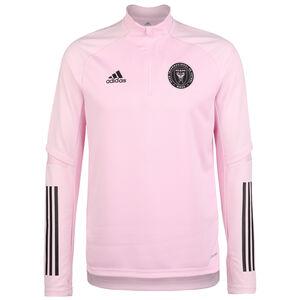 Inter Miami CF Trainingssweat Herren, rosa / schwarz, zoom bei OUTFITTER Online