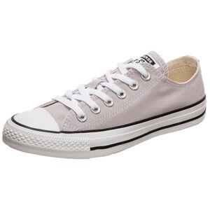 Chuck Taylor All Star OX Sneaker Damen, hellgrau / weiß, zoom bei OUTFITTER Online