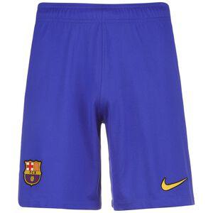 FC Barcelona Shorts 3rd Stadium 2021/2022 Herren, blau / gelb, zoom bei OUTFITTER Online