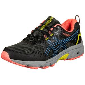 Gel-Venture 8 Laufschuh Damen, schwarz / blau, zoom bei OUTFITTER Online