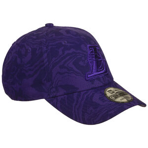 9FORTY NBA Los Angeles Lakers Camo Cap, , zoom bei OUTFITTER Online