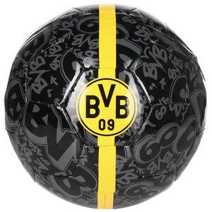 Borussia Dortmund ftblCore Fußball, schwarz / gelb, zoom bei OUTFITTER Online