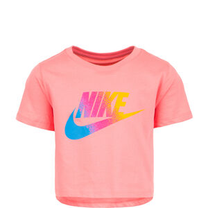 Statement Cropped T-Shirt Kinder, rosa, zoom bei OUTFITTER Online