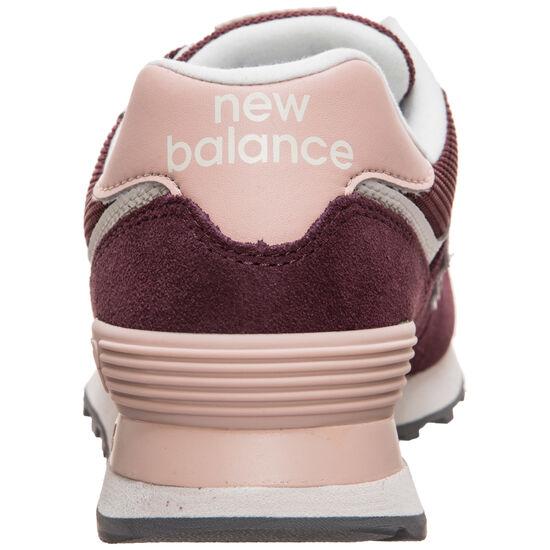 WL574-B Sneaker Damen, dunkelrot / rosa, zoom bei OUTFITTER Online