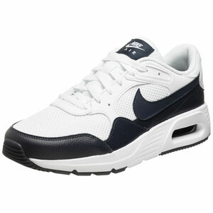 Air Max SC Sneaker Herren, weiß / blau, zoom bei OUTFITTER Online