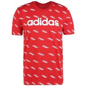 Favorites T-Shirt Herren, rot / weiß, zoom bei OUTFITTER Online