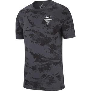 Dry Pebble AOP Basketballshirt Herren, anthrazit, zoom bei OUTFITTER Online
