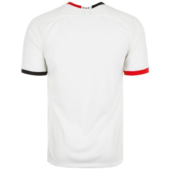 Frankfurt Trikot Away 2019/2020 Herren, weiß / rot, zoom bei OUTFITTER Online