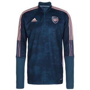 FC Arsenal AOP Longsleeve Herren, dunkelblau / rosa, zoom bei OUTFITTER Online