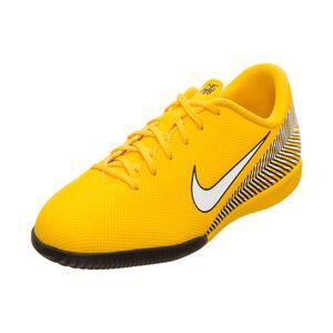 Vapor XII Academy Neymar Indoor Fußballschuh Kinder, Gelb, zoom bei OUTFITTER Online