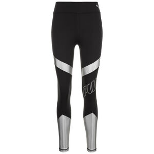 Elite Speed Lauftight Damen, schwarz / silber, zoom bei OUTFITTER Online