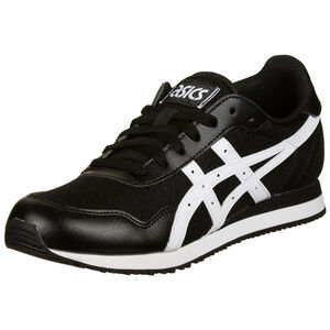 Tiger Runner Sneaker Herren, schwarz / weiß, zoom bei OUTFITTER Online