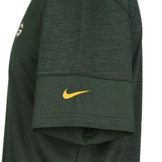 NFL Coach UV Green Bay Packers T-Shirt Herren, dunkelgrün / weiß, zoom bei OUTFITTER Online