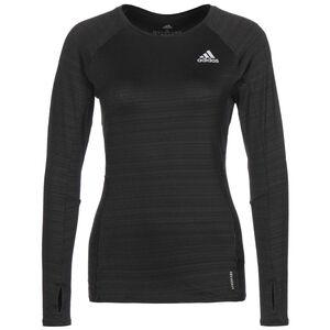 Runner Lauflongsleeve Damen, schwarz, zoom bei OUTFITTER Online